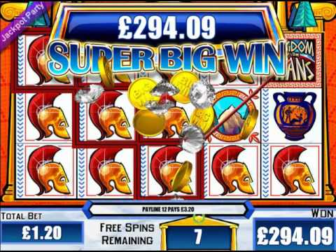 Spiele Kingdom Of The Titans - Video Slots Online