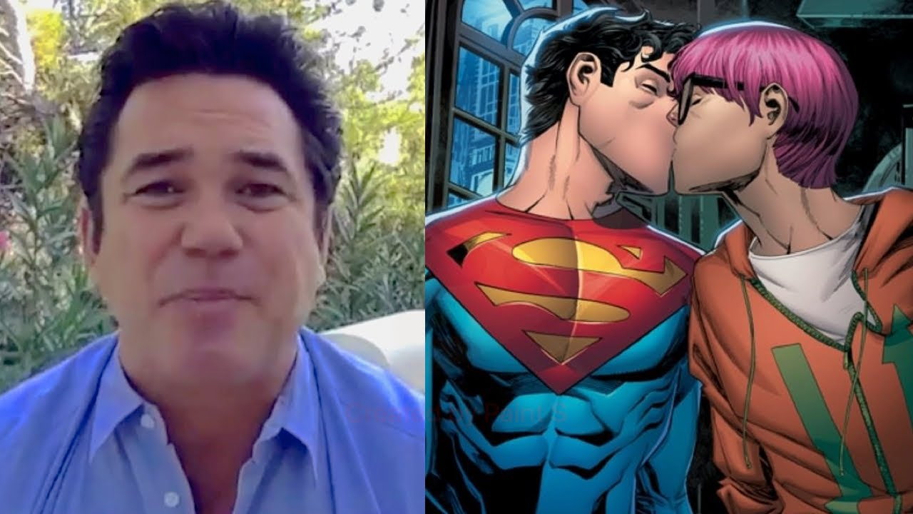 Download Dean Cain Reacts To Bisexual 'Superman'