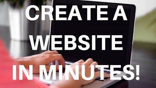 Het Maken van een Website Van Scratch