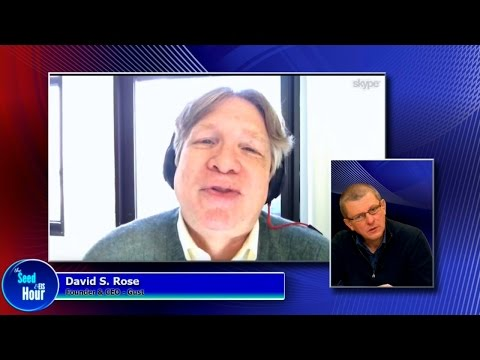 David S Rose talks to The Seed & EIS Hour - 18-02-2016