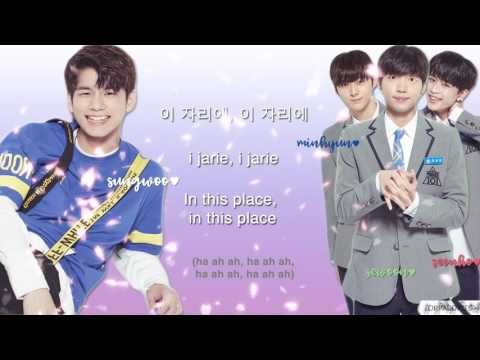 PRODUCE 101 Season 2 - Always Lyrics (Han|Rom|Eng) Color Coded
