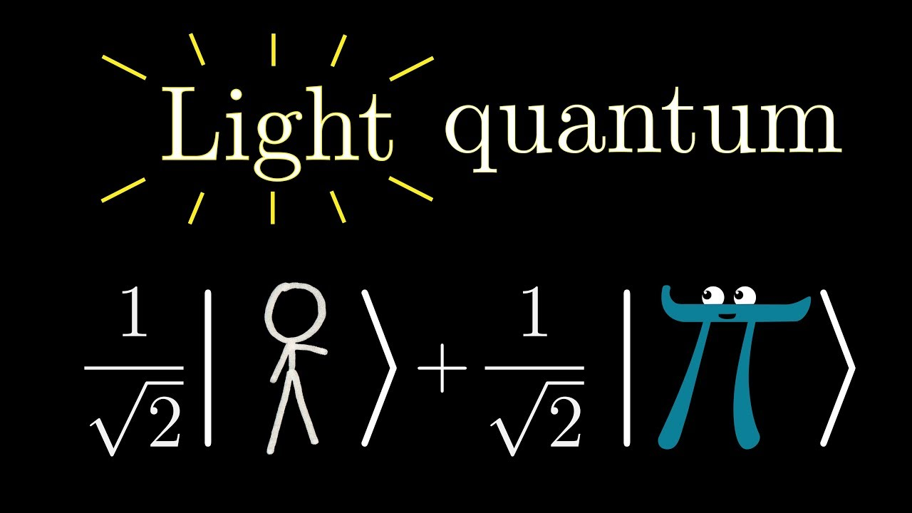 Some light quantum mechanics (with MinutePhysics)