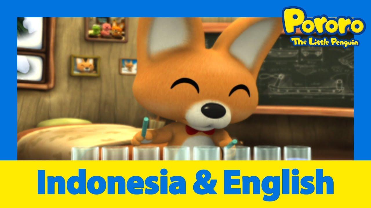 Belajar Bahasa Inggris l Rahasia Eddy l Animasi Indonesia | Pororo Si Penguin Kecil
