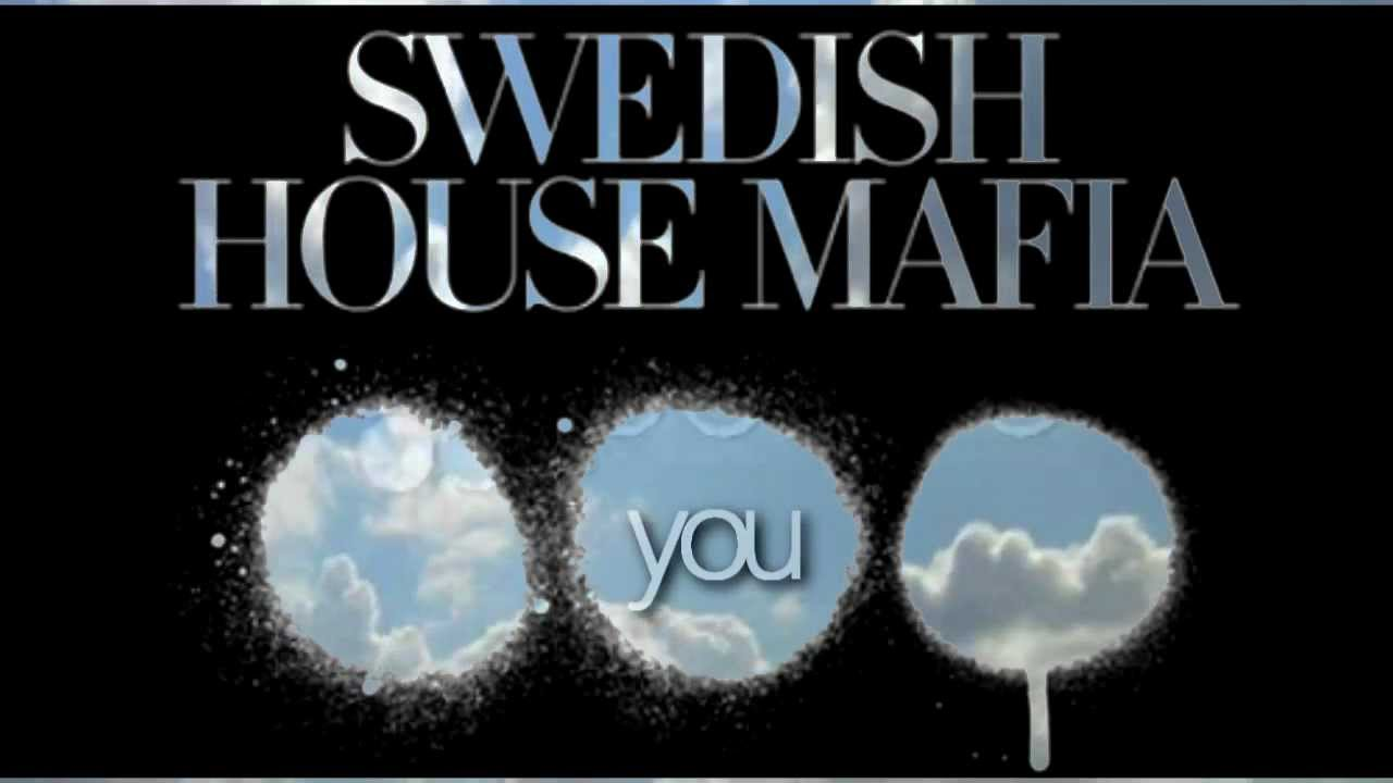 Don T You Worry Child Swedish House Mafia Ft John Martin Hd Lyric Video Youtube