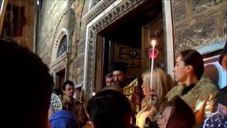 🌟Афины,ПАСХА!🌟 Русская православная церковь🌟  Св Никодима и Св Троицы