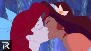 10 Disney Characters You Didn't Know Were Gay