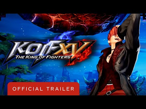King of Fighters XV - Iori Yagami: Official Character Trailer