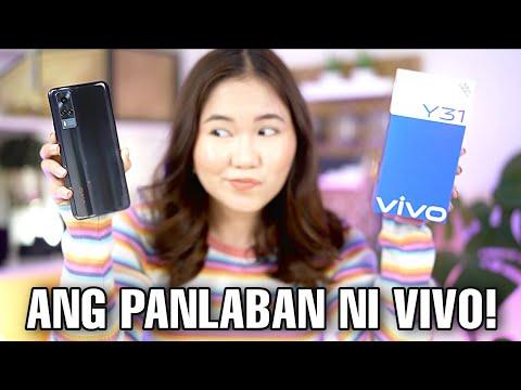 VIVO Y31 UNBOXING & QUICK REVIEW