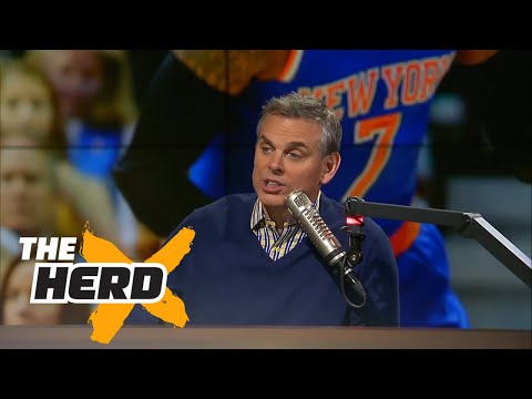 LeBron would rather have Love than Melo - What does it mean? | THE HERD