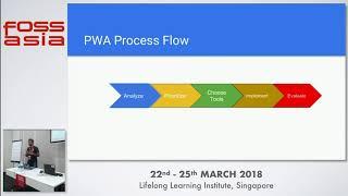 Journey towards Progressive Open Event Webapp - Aayush Arora- FOSSASIA 2018