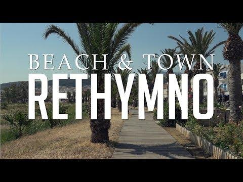 Rethymno, Crete: Beach, Old Town & Fortress | Rethymnon |  Ρέθυμνο