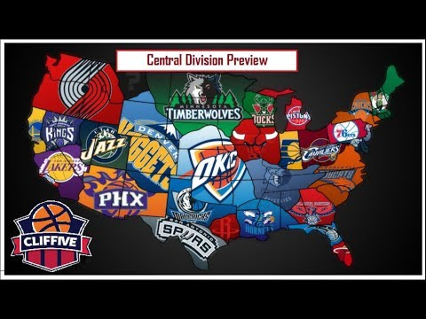 Preview NBA Central Division
