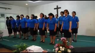 Maena WKRI ranting veronika Bunda Yesus Tirtonadi Pdg 2016