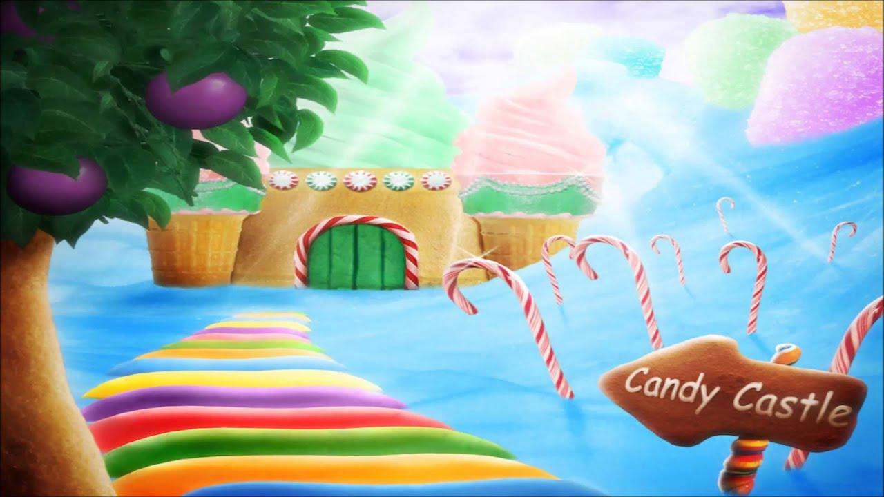 Happy Christmas Music Candyland Youtube