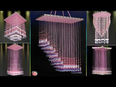 6 Beautiful Peals Wall Hangings !!! DIY Handmade Things || Jhumar Making