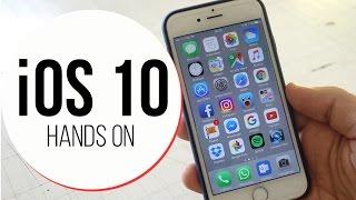 Aggiornamento iOS 10: tutte le novità