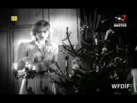 Wigilia 1944. Świąteczne wypieki. Edyta Geppert śpiewa kolędę