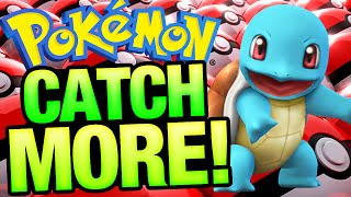 The BEST POKEMON GO TRICK - Fast XP and FASTER Catches!