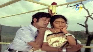 ANR & Sridevi Love Scene | Muddula Koduku | ANR | Sridevi | Jayasudha | ETV Cinema