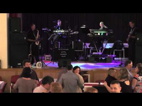 Galga Express Band - Homokóra 2014-01-26 Csomád