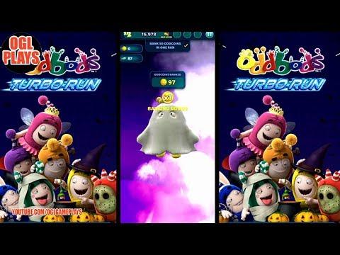 all-7-halloween-oddbods-turbo-run---event-gameplay
