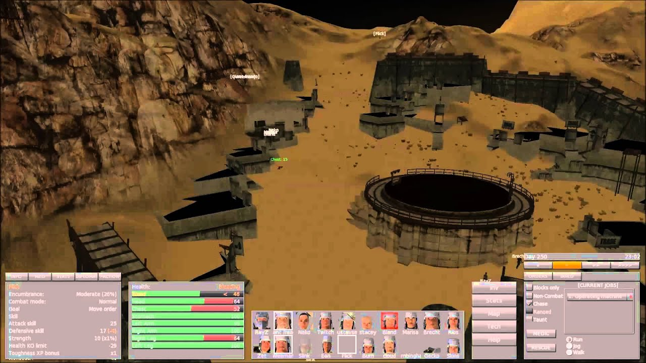 kenshi Declaring war on the Holy Nation by rayzgaming