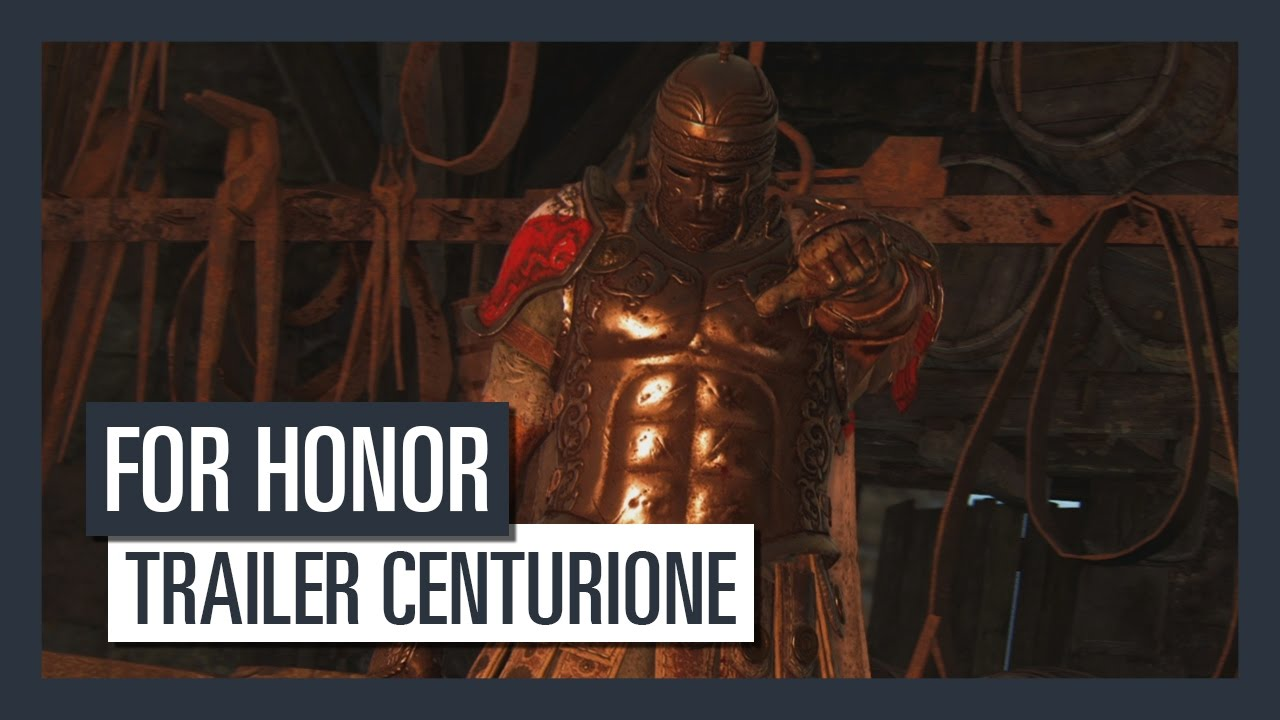 for honor shadow might trailer centurione youtube. Black Bedroom Furniture Sets. Home Design Ideas