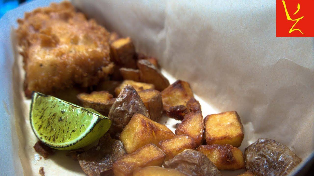 Fish and chips z puddingiem z groszku, Niki Segnit, Maria Disslowa - Miro Urban Food KRAKÓW