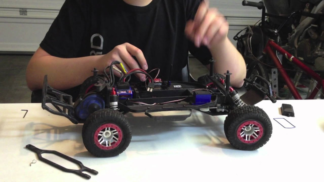Quick tips with Traxxas Receivers