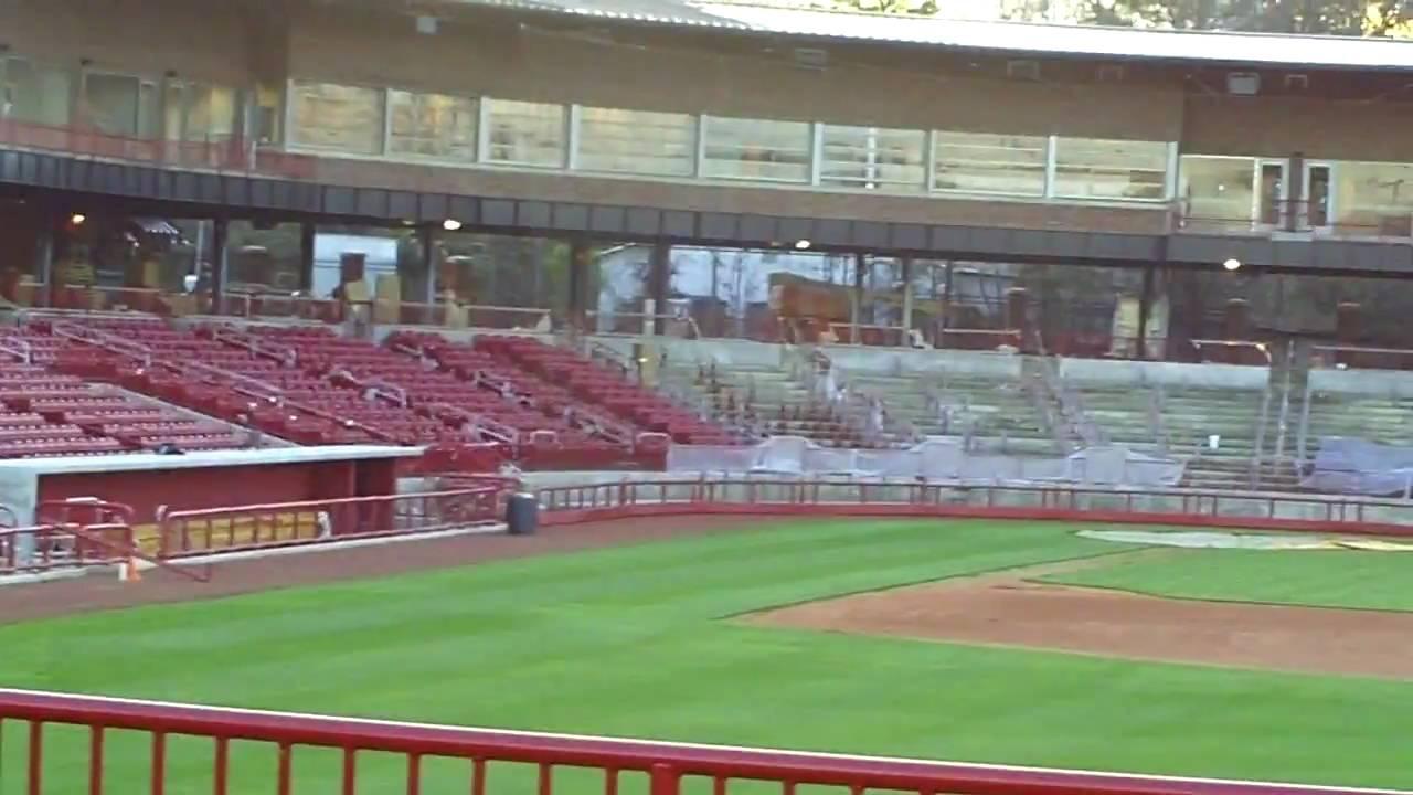 South carolina 39 s new baseball stadium 1 6 09 youtube for R kitchen south carolina