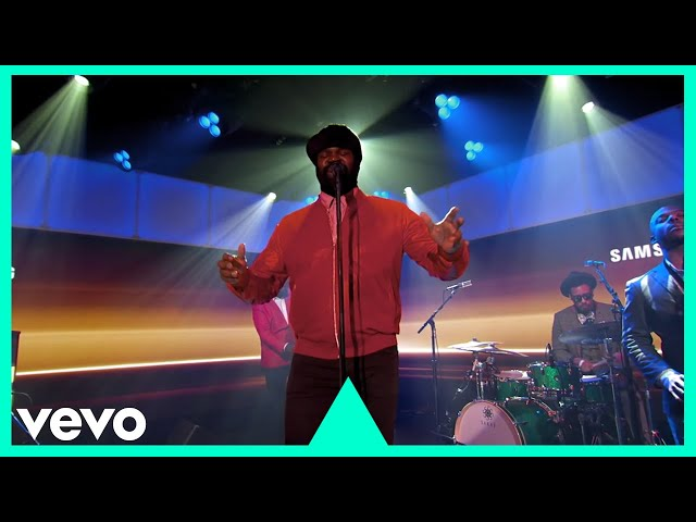 Gregory Porter – Holding On (Live On Jimmy Kimmel / 2016)