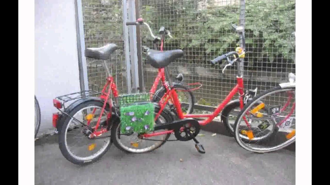 Fahrrad dekoration youtube - Dekoration fahrrad ...