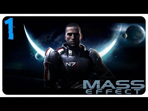 """Mass Effect Gameplay - Detonado Parte 1 """"Início"""" - Legendado em Português"""