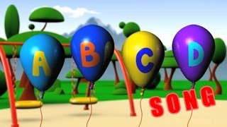 The ABC Balloon Song