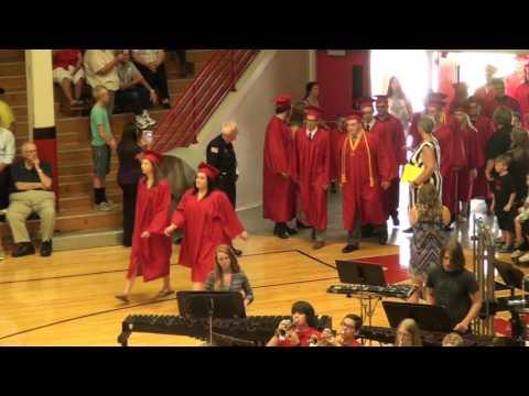 RCHS Graduation 2017