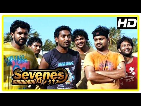 Malayalam Movie | Sevenes Malayalam Movie | Team Members Introduction | 1080P HD