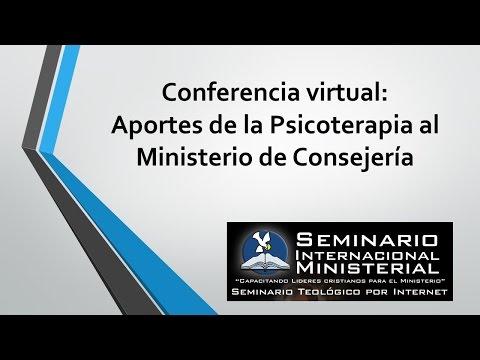 Chat de los Aportes de la Psicoterapia al Ministerio de Consejería pastoral
