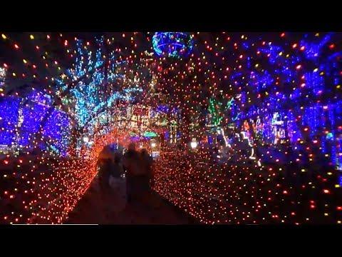silver dollar city christmas lights - Silver Dollar City Christmas