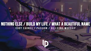Download Worship Medley / Nothing Else / Build my Life / What a Beautiful Name // SFC Rally // Luis Pacheco Mp3 and Videos