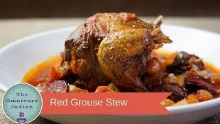 Red Grouse Stew - Game Bird Recipe Video