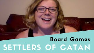 Settlers of Catan thumbnail picture.