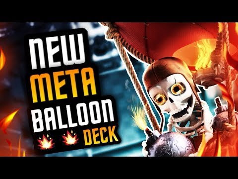 STRONGEST BALLOON DECK EVER?! Here's How to Play It!