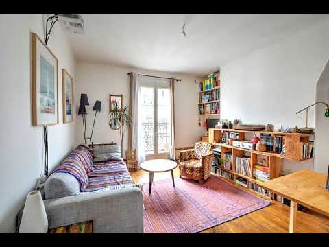 Lovely Typical Parisian Apartment - Paris - France
