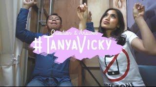 Tanya jawab bersama Vicky Prasetyo