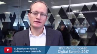 Phil Carter Introduces the Pan European Digital Summit 2017