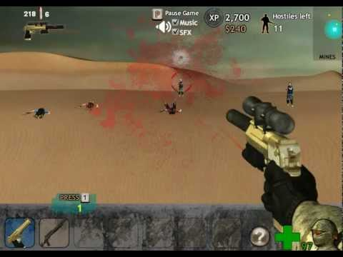 Www Y8 Com Mini Games Desert Rifle 2 Day 2 Youtube