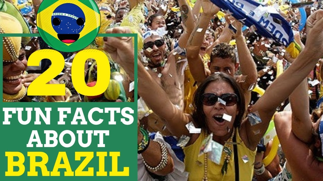 20 Amazing Fun Facts About Brazil