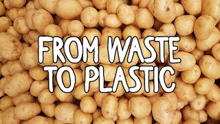 Plastic Made of Potatoes | Chip[s] Board