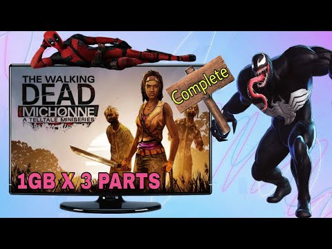 The Walking Dead :Michonne Game Download For PC   Complete Episode   ROHIT GAMING