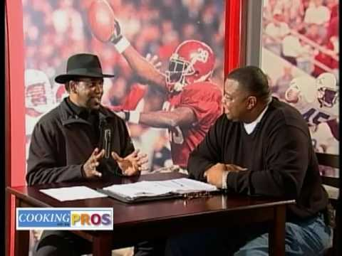 LeNard Brown and Isaac Curtis - What's Cooking In Sports